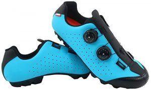 Zapatillas MTB Azules