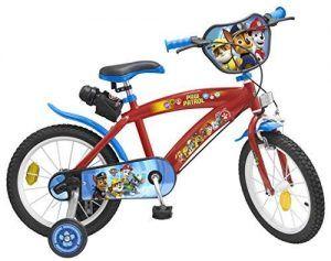 Bicicleta Niño 4 Años 16 Pulgadas