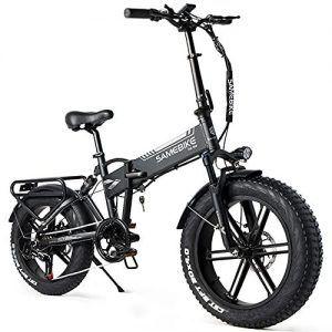 Bicicleta Eléctrica 20 Pulgadas