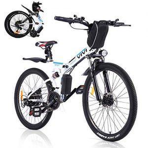 Bicicleta Eléctrica Canyon