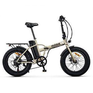 Bicicleta Eléctrica Recargable