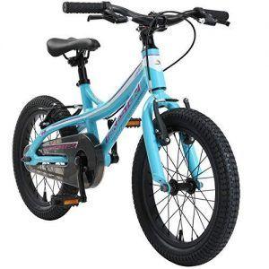 Bicicleta Infantil 16 Pulgadas Aluminio
