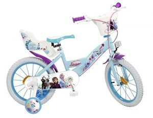 Bicicleta de Niña Frozen 16