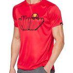 Camisetas de Cuello Alto Hombre