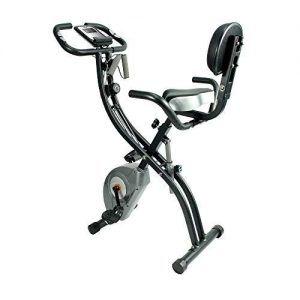 Bicicleta Estática con Remos