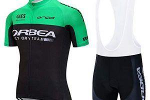 Equipaciones de Ciclismo Orbea