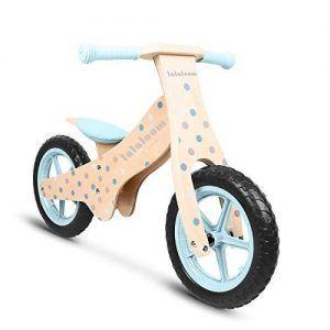 Bicicleta Niño Madera sin Pedales