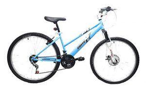 Bicicleta Paseo Mujer Aro 26
