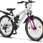 Bicicleta de 24 Pulgadas para Mujer