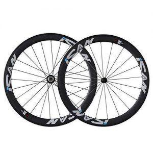 Ruedas de Bicicleta de Carbono