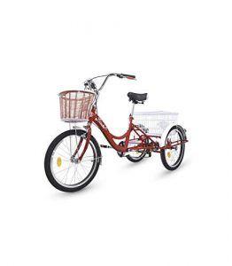 Triciclo Shimano