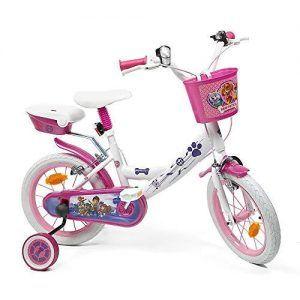 Bicicleta Niña Patrulla Canina