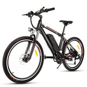 Bicicleta Eléctrica Ebike