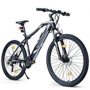 Bicicleta Eléctrica Moscow
