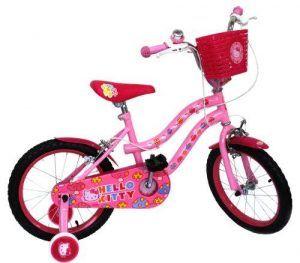Bicicleta Infantil Hello Kitty