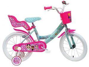 Bicicleta Niña Turquesa