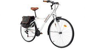 Bicicleta Paseo con Suspensión