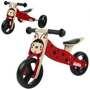 Bicicleta de Madera para Bebes