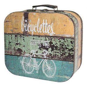 Caja de Madera para Bicicleta