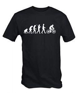 Camiseta Dibujo Bicicleta