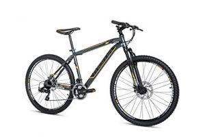 Cuadro Aluminio Bicicleta Montaña