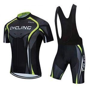 Culotte Ciclismo Hombre Gel Xxxl