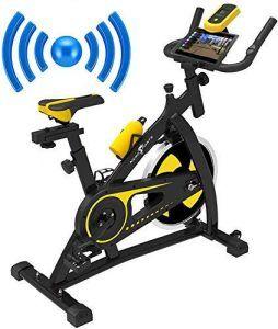Instrucciones Bicicleta Estática Runfit Fitness