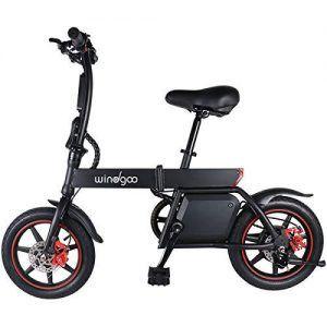 Bicicleta Eléctrica Orus 8000