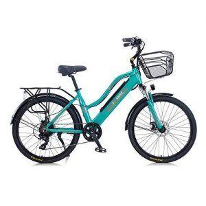 Bicicleta Eléctrica Mujer
