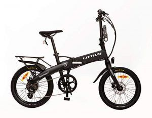 Bicicleta Eléctrica Plegable Ibiza Dogma