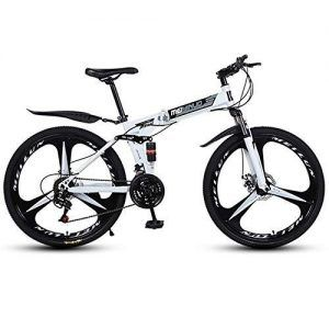 Bicicleta Rígida o Doble Suspensión