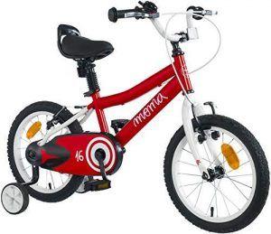 Bicicleta 16 Roja