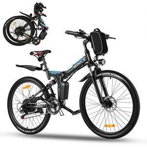 Bicicleta Eléctrica de Montaña Giant