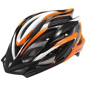 Cascos Bicicleta Naranja
