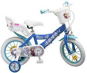 Bicicleta Niña 6 Años