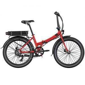 Bicicleta Plegable Rueda 24