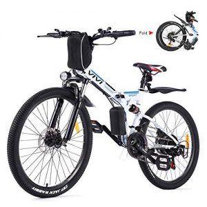 Bicicletas Eléctricas de Montaña Doble Suspensión Giant