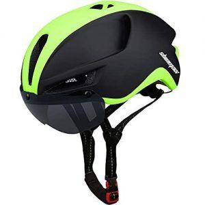 Casco MTB Verde