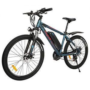 Elegir Bicicleta Eléctrica de Montaña