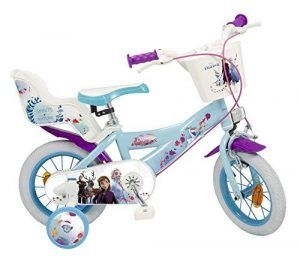 Bicicleta Frozen 12 Pulgadas