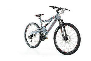 Bicicleta MTB Rockrider St 520 Gris 27 5