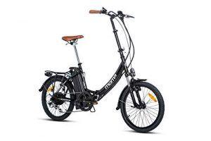 Bicicleta Plegable Urbana Shimano Aluminio