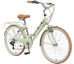 Bicicleta Urbana Mujer Aluminio