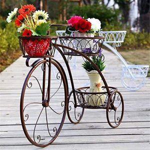 Bicicletas Antiguas con Flores