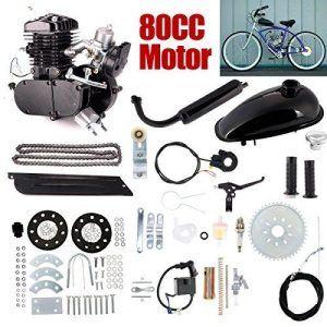 Kit Motor de Gasolina 80cc para Bicicleta