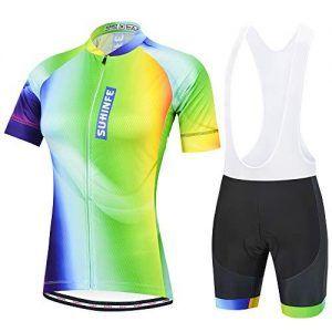 Maillot Ciclismo Fluorescente