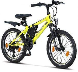 Bicicleta Montaña 20 Pulgadas