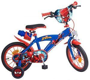 Bicicleta con Ruedines 4 Años