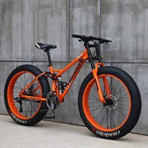 Bicicletas de Descenso Doble Suspensión