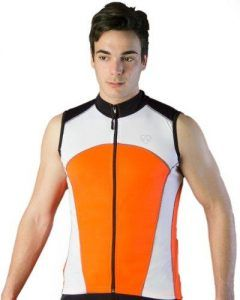 Maillot Ciclista sin Mangas